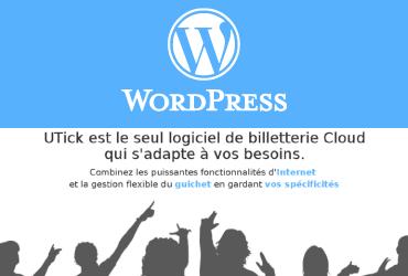 UTick wordpress connector